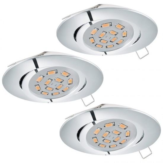 set-3-spoturi-incastrate-eglo-tedo-95362-led-gu10-3x5w